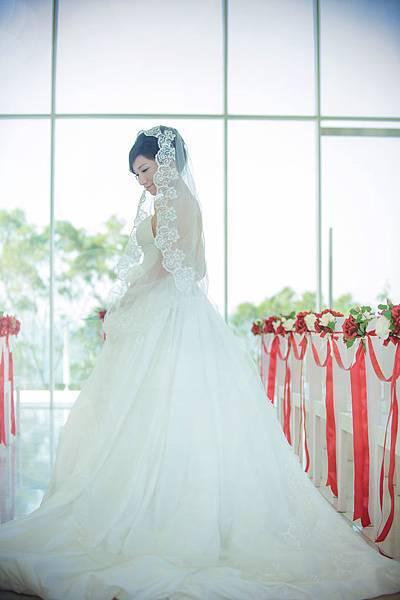 婚紗造型妝髮(13)