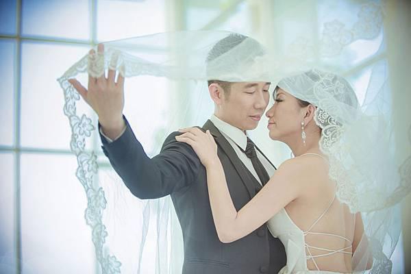 婚紗造型妝髮(14)