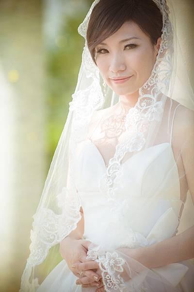 婚紗造型妝髮(15)