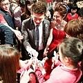 【台北新秘】【新娘秘書推薦】新娘鈺芬-感謝新人推薦孫千越