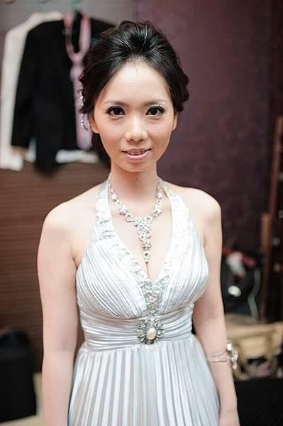 【台北】【新秘】【推薦】新娘Lris Yang-感謝新人推薦孫千越