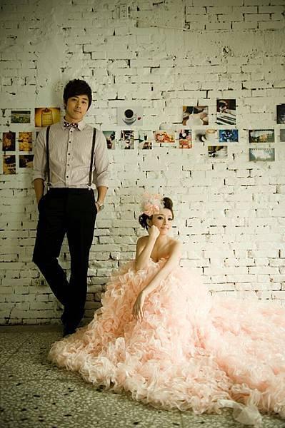 【新娘秘書】【自助婚紗造型師】【台北】感謝新人推薦