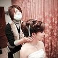 【孫千越新秘】【新娘秘書】【自助婚紗造型師】【台北】感謝新人推薦
