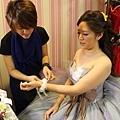 新秘造型-自助婚紗造型師-新秘千越
