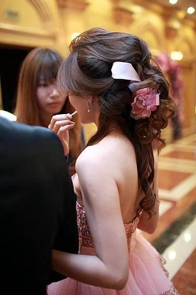 新娘秘書推薦-新娘(編髮造型參考)