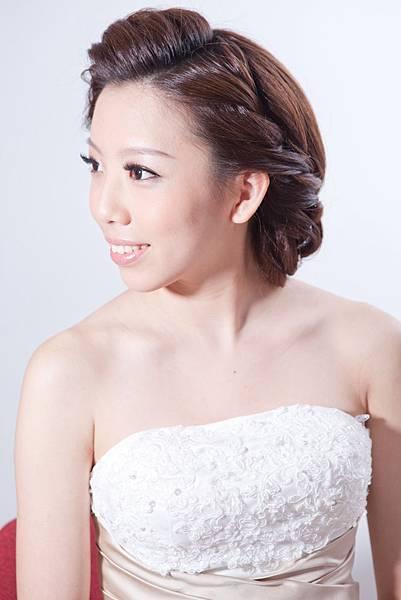 新娘髮型/新娘造型【推薦】華麗盤髮3