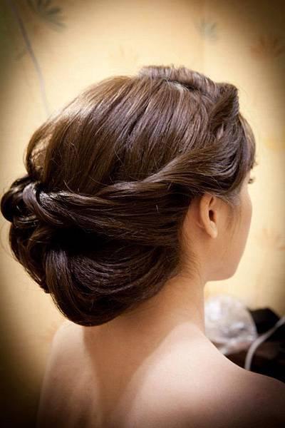 新娘髮型/新娘造型【推薦】華麗盤髮6