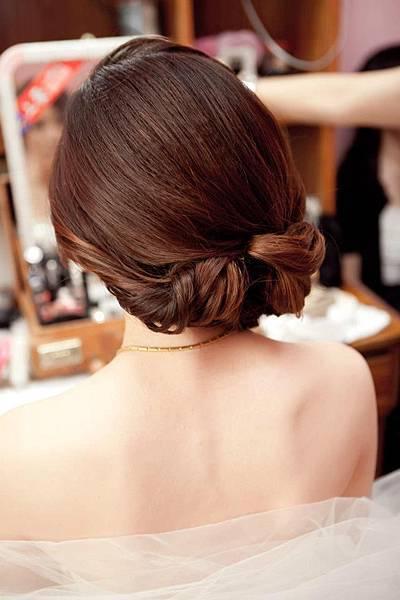新娘髮型/新娘造型【推薦】華麗盤髮7