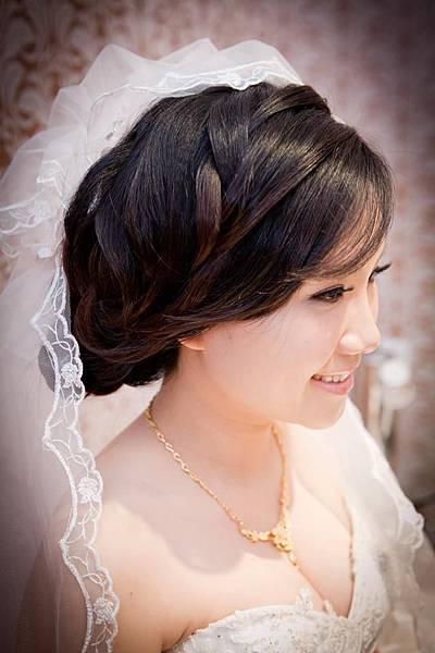 新娘髮型/新娘造型【推薦】華麗盤髮9