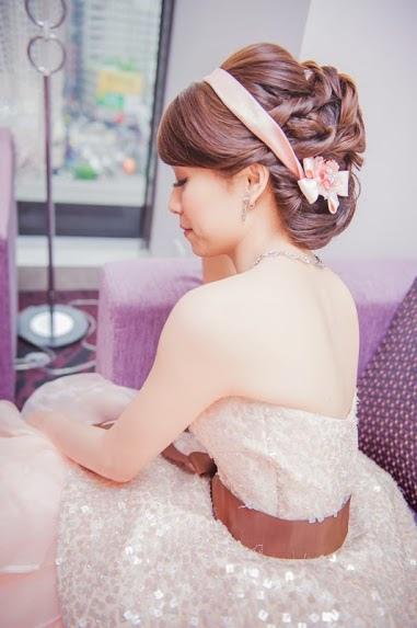 新娘髮型/新娘造型【推薦】華麗盤髮8