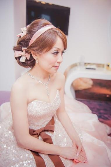 新娘髮型/新娘造型【推薦】華麗盤髮11