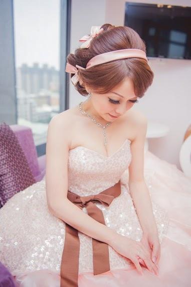 新娘髮型/新娘造型【推薦】華麗盤髮10