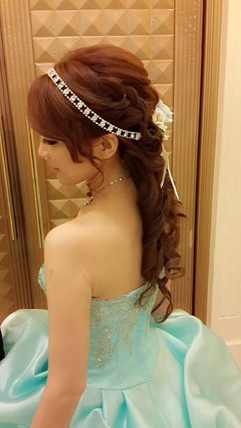 新娘髮型/新娘造型【推薦】(003)-