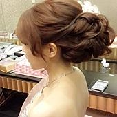 新娘髮型/新娘造型【推薦】(005)-