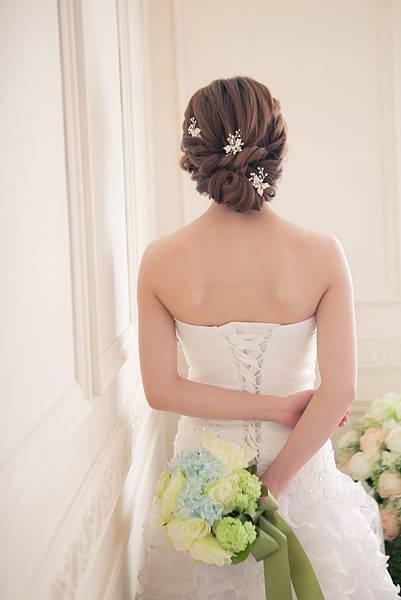推薦新娘秘書髮型