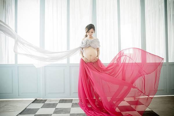 孕婦寫真造型:孕婦照