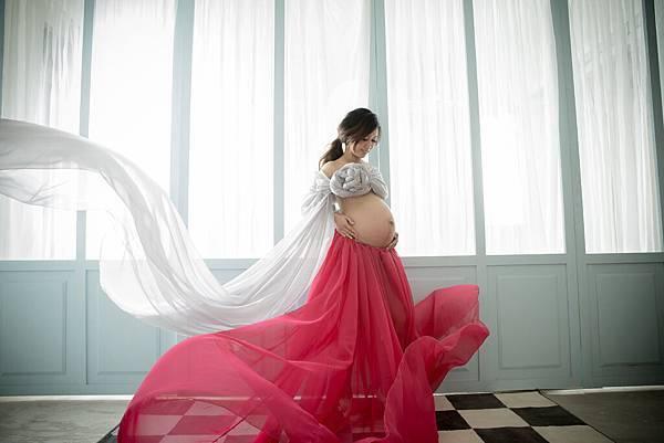 孕婦寫真造型