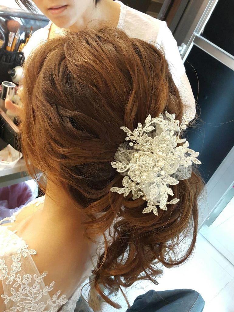 新娘造型分享