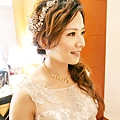新娘秘書造型推薦:新娘結婚白紗造型