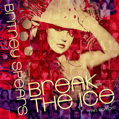 Break The Ice數位歌迷版封面