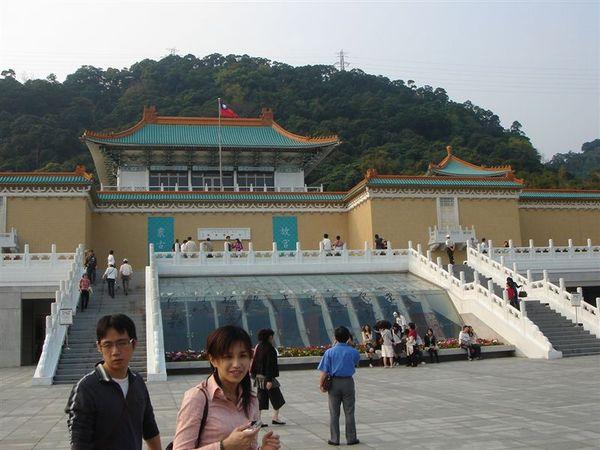 世界四大博物館之一的故宮博物院