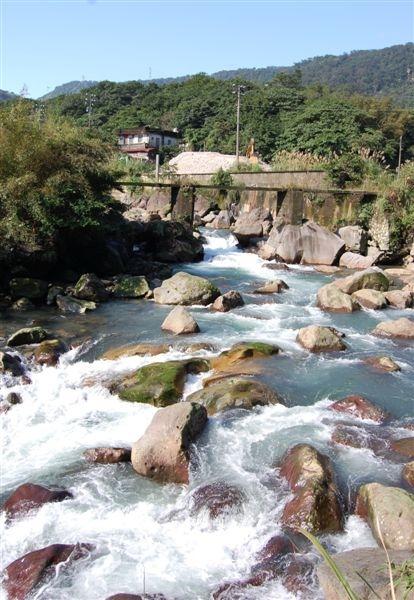 再拍動人的瑪鋉溪溪景