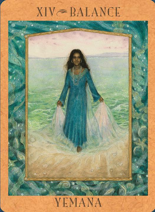 海洋女神Yamana