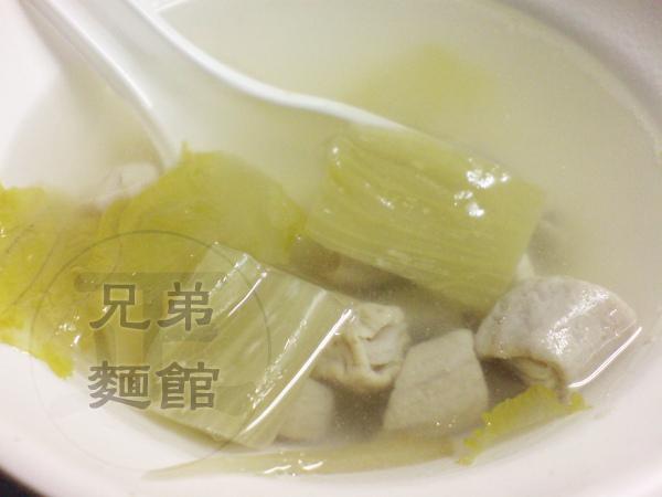 超好喝酸菜豬腸湯