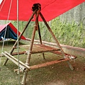 [ 營地工程 ] 四角餐桌 ( 二 )