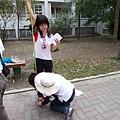 [ 童軍旅行 ] 永備尺使用 -- 手臂高舉