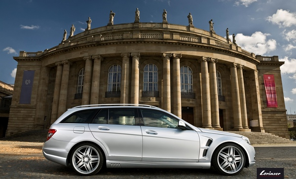 Lorinser & Benz 雙品牌