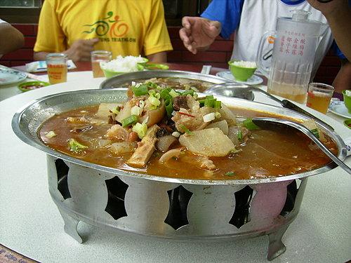 第一道菜色 炒羊喃  很好下飯 讓大家多吃好幾碗.jpg