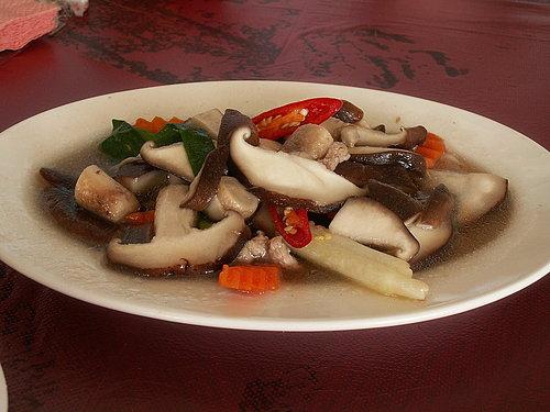 美味的中餐 --- 炒香菇 新鮮的就是好.jpg