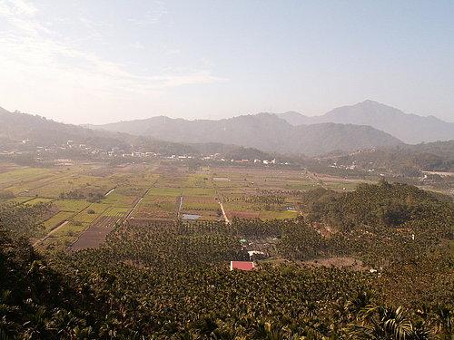 頭社村 是這一個地區難得一見的平原.jpg