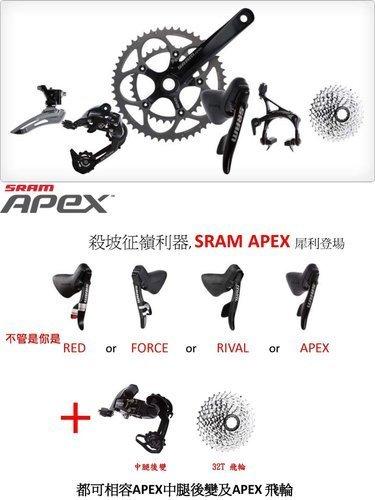 目前當紅的 SRAM APEX.jpg