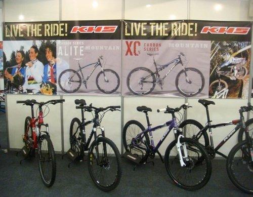 KHS 是Bike Expo Brazil 2009所有參展廠商中詢問度最高的廠家!.jpg