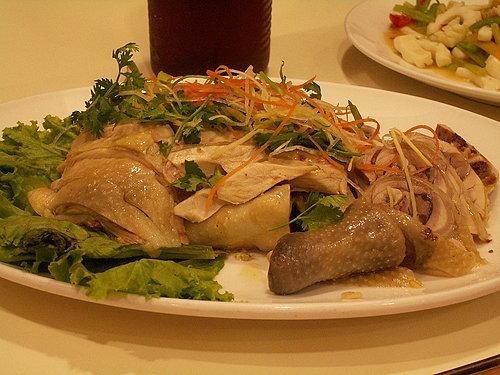 晚餐 (帝侖飯店) ---- 蔥油雞.jpg