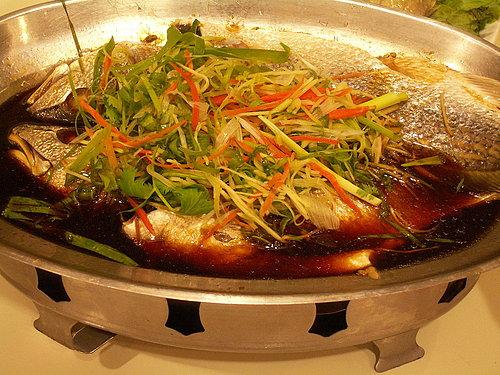 晚餐 (帝侖飯店) ---- 樽魚.jpg