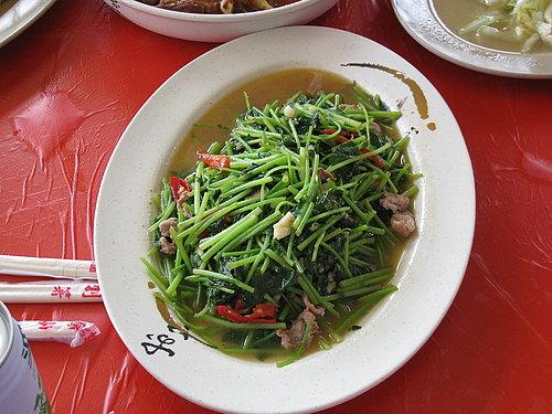碧湖休閒觀光茶園美味中餐 --- 山芹菜.jpg
