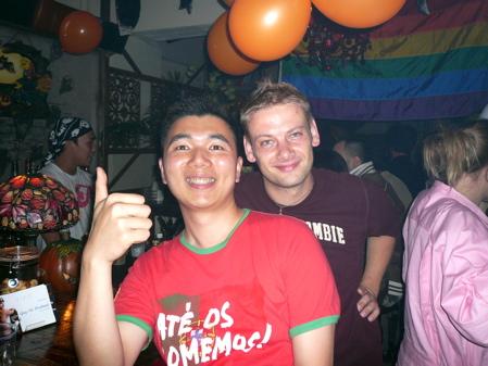 エリック君&I