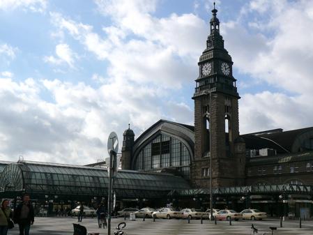 漢堡中央車站