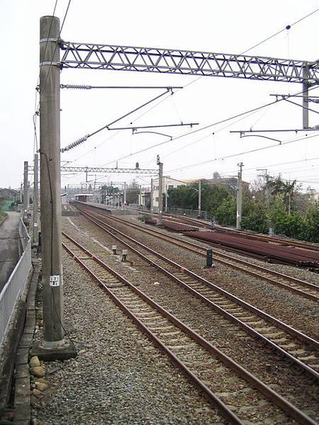 后里火車站鐵道