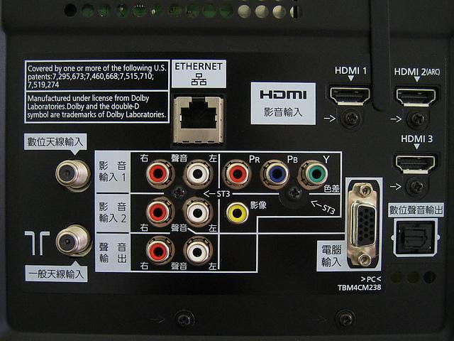 TH-P46ST30W