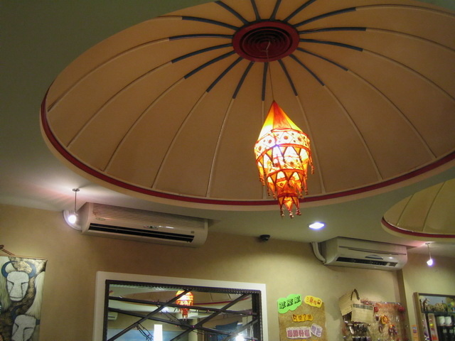 蒙古風燈飾