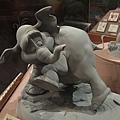 黏土模型 - 3