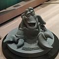 黏土模型 - 1