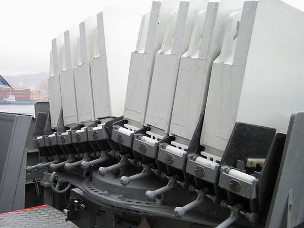 Dagaie MKⅡ干擾火箭