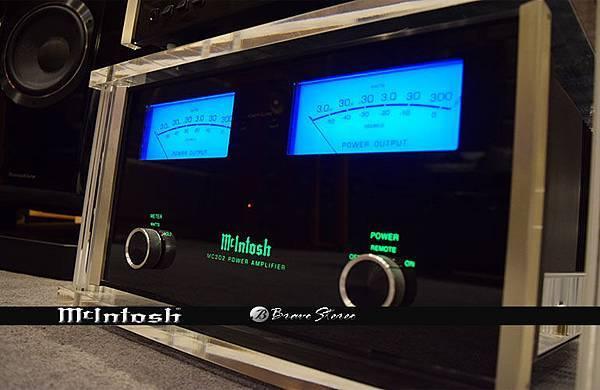 mcintosh MC302 BLOG