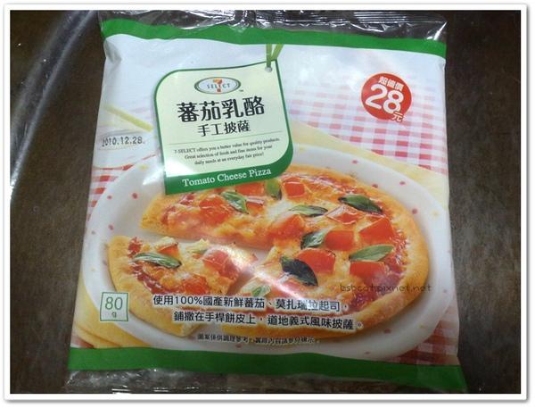 蕃茄乳酪手工披薩 1.jpg