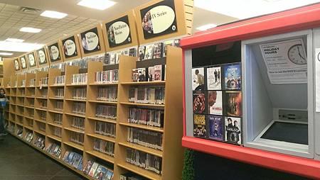 Richmond圖書館